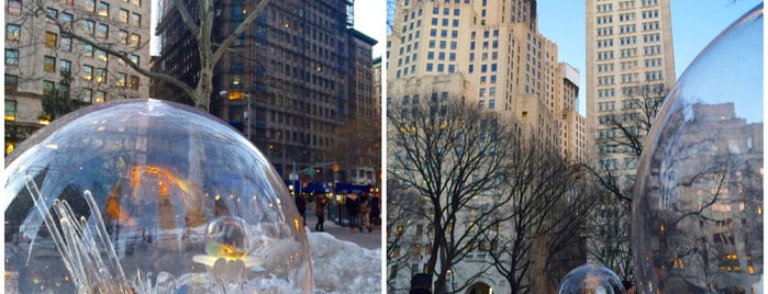 Madison Square Park is one of nikki 님이 좋아한 장소.