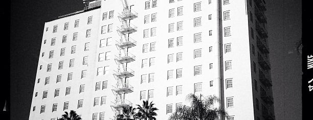 The Hollywood Roosevelt is one of LA.