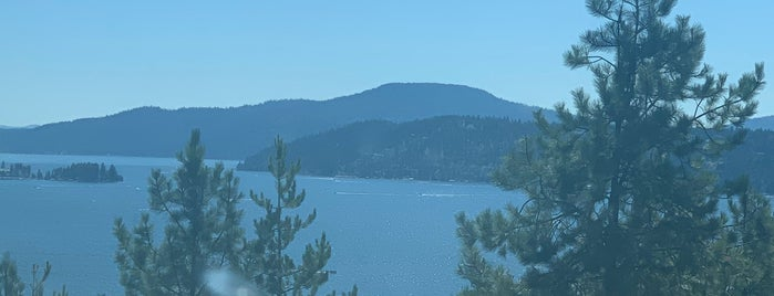 City of Coeur d'Alene is one of Posti che sono piaciuti a Gaston.