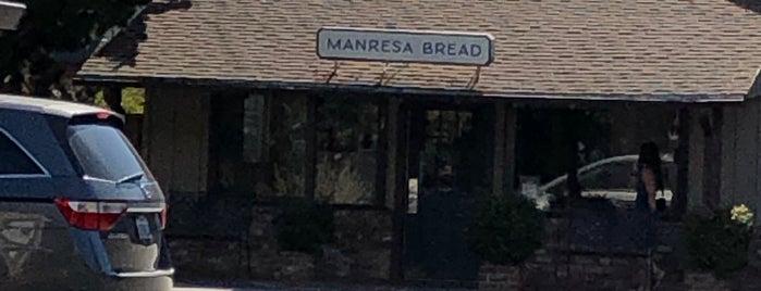 Manresa Bread is one of Lieux qui ont plu à Justin Eats.