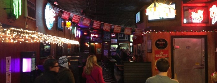 Lucky's Sports Tavern is one of The Best of Athens, OH.