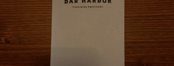 Bar Harbor is one of Northwest Washington.