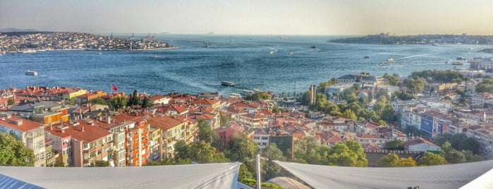 Summit Bar & Terrace is one of Istanbul.