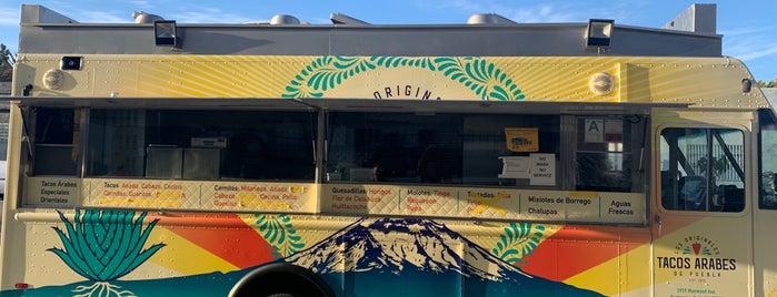 Los Originales Tacos Arabe de Puebla is one of LA To-Do.