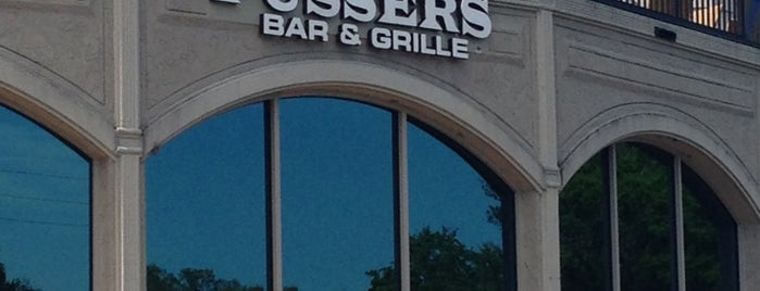 Pusser's Bar & Grille is one of Jax.