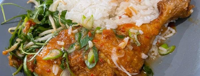 Garuda Restaurant is one of food.