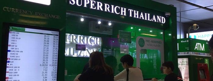 Super Rich (Thailand) is one of Locais curtidos por Yodpha.