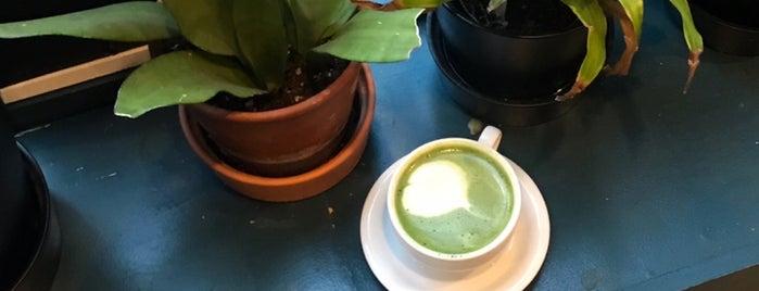 Joe Coffee is one of NY.