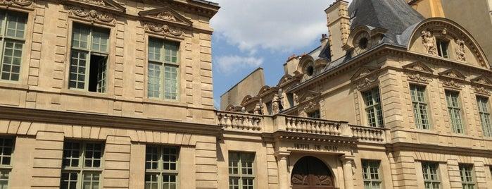 Hôtel de Béthune-Sully is one of Paris.