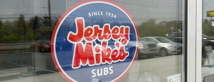 Jersey Mike's Subs is one of Tyler'in Beğendiği Mekanlar.