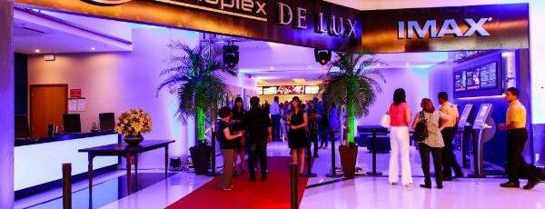 UCI Kinoplex DeLux e IMAX is one of Posti che sono piaciuti a Claudia.