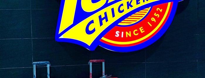 Texas Chicken is one of Tempat yang Disukai Alyssa.