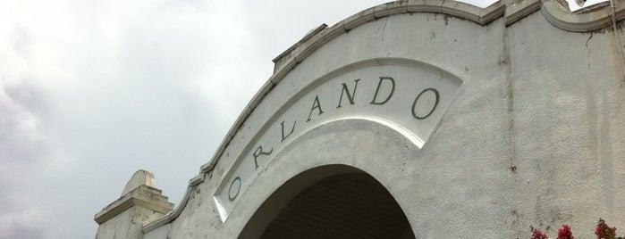 Orlando Train Station is one of Tinkerella66さんの保存済みスポット.