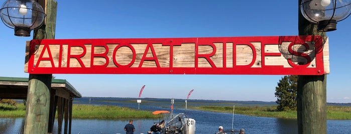 Boggy Creek Airboat Rides is one of Where I have been.