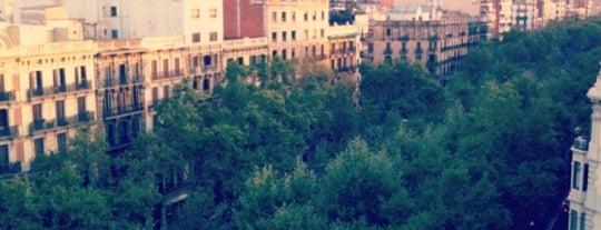 H10 Casanova is one of Terrazas Barcelona.