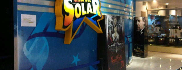 Cines del Solar is one of Cines.