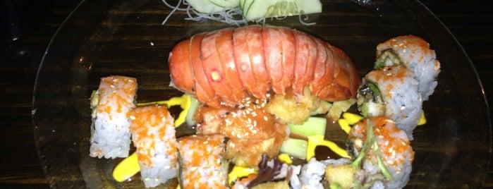 AJA Asian Cuisine & Lounge is one of Locais curtidos por Ankur.