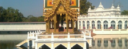 Bang Pa-In Royal Palace is one of Trips / Thailand.