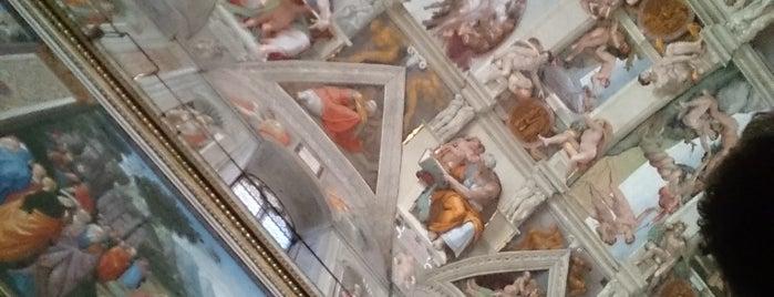Museos Vaticanos is one of Lugares favoritos de Ксения.