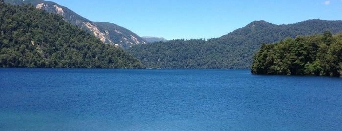 Lago Pirihueico is one of Patagonia (AR).