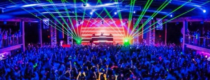 Echostage is one of Washington DC.