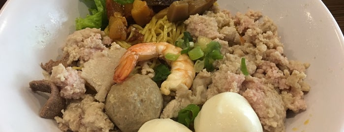 MINGFA NOODLE HOUSE Hang Tuah is one of Locais curtidos por Shelova.