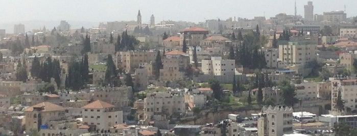 Bethlehem is one of Holyland Tour.