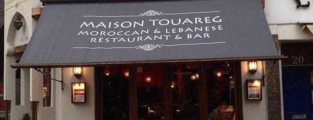 Maison Touareg is one of Lieux qui ont plu à Jenny.