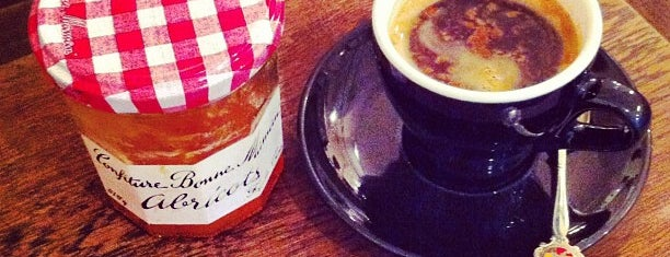 TAP Coffee No. 26 is one of London Munchies.