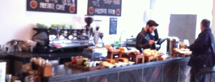 FreeState Coffee is one of Specialty Coffee Shops Part 2 (London).