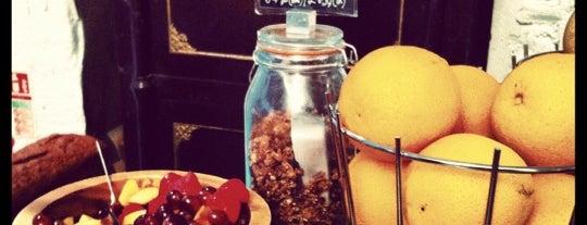 Salt Espresso Lunch & Tea Bar is one of London's Best Coffee Spots.
