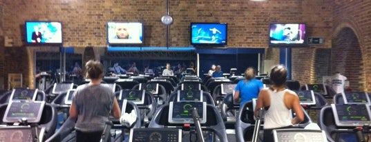 PureGym is one of Get Fit in London.