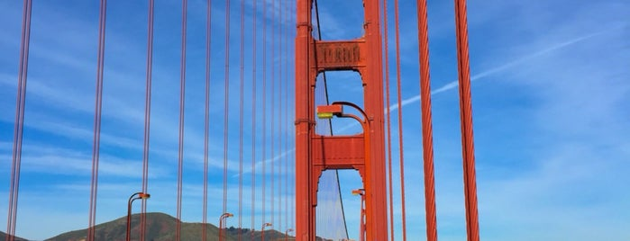 Ponte Golden Gate is one of San Francisco.