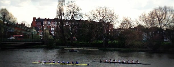 Auriol Rowing Club is one of London Stories.