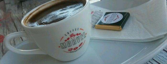 MARVEL COFFEE is one of Locais curtidos por Canan.