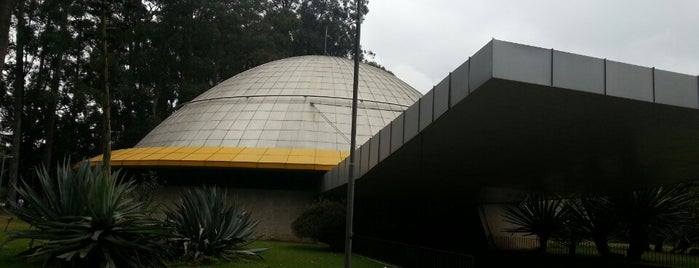 Planetario Profesor Aristóteles Orsini is one of Lugares guardados de Paula.
