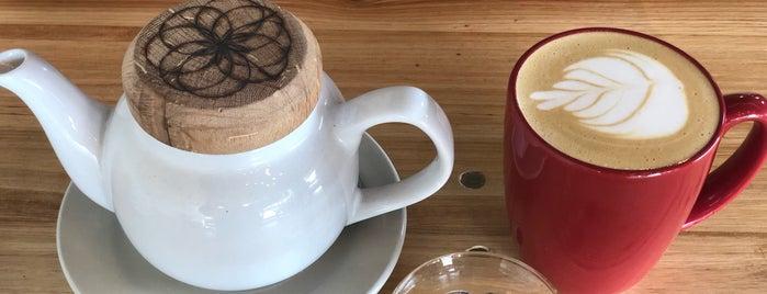 Equinox Coffee is one of Norfolk Fun.