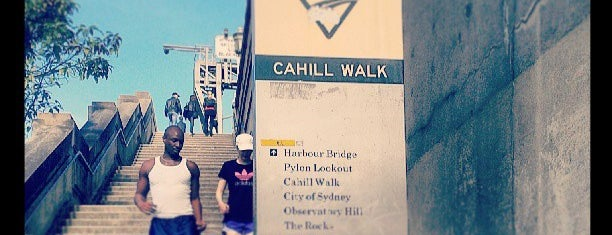 Cahill Walk is one of Sydney in 6 Days.
