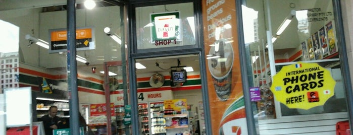 7-Eleven is one of Lugares favoritos de Jose.