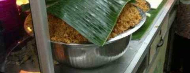 Nasi Goreng Mas Adi is one of Medan culinary spot.
