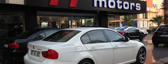 TT Motors is one of Serkan'ın Kaydettiği Mekanlar.