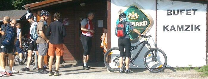 Bufet Kamzík is one of Cyklo bufety BA.