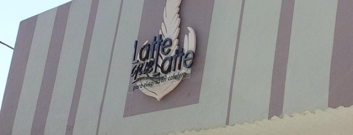 Latte que Latte is one of PR.