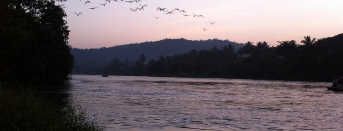 Kali Adventure Camp is one of Lugares favoritos de Mahesh.