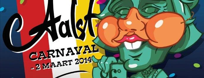 Oilsjt Carnaval is one of Lieux qui ont plu à Mario.