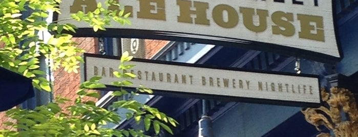 Pratt Street Ale House is one of Places I've Reviewed.