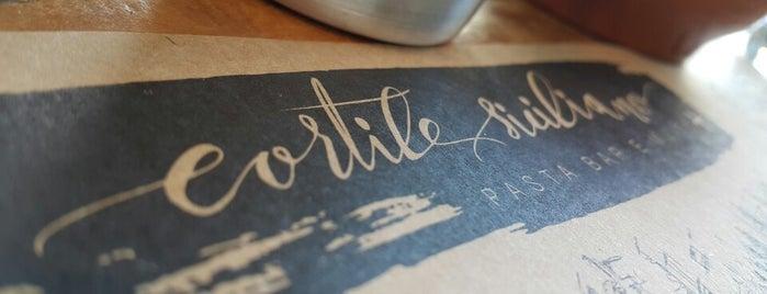 Cortile Siciliano Restaurante is one of Experimentar.