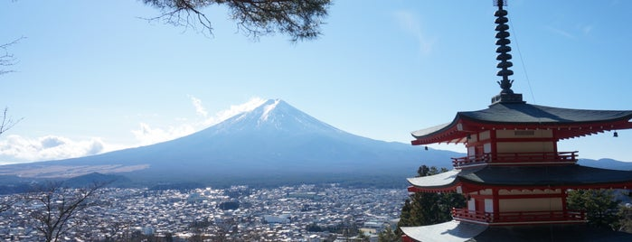 Arakura Fuji Sengen Shrine is one of Japan Point of interest.