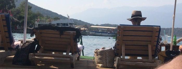 Nuri's Beach is one of Umut'un Beğendiği Mekanlar.