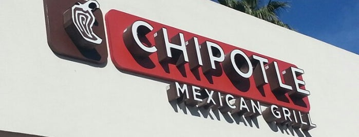 Chipotle Mexican Grill is one of Pratikさんのお気に入りスポット.